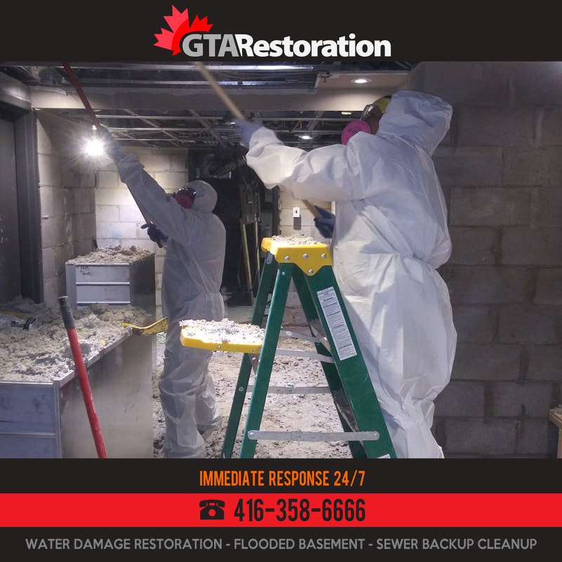 Restoration Service Toronto by GTA Restoration