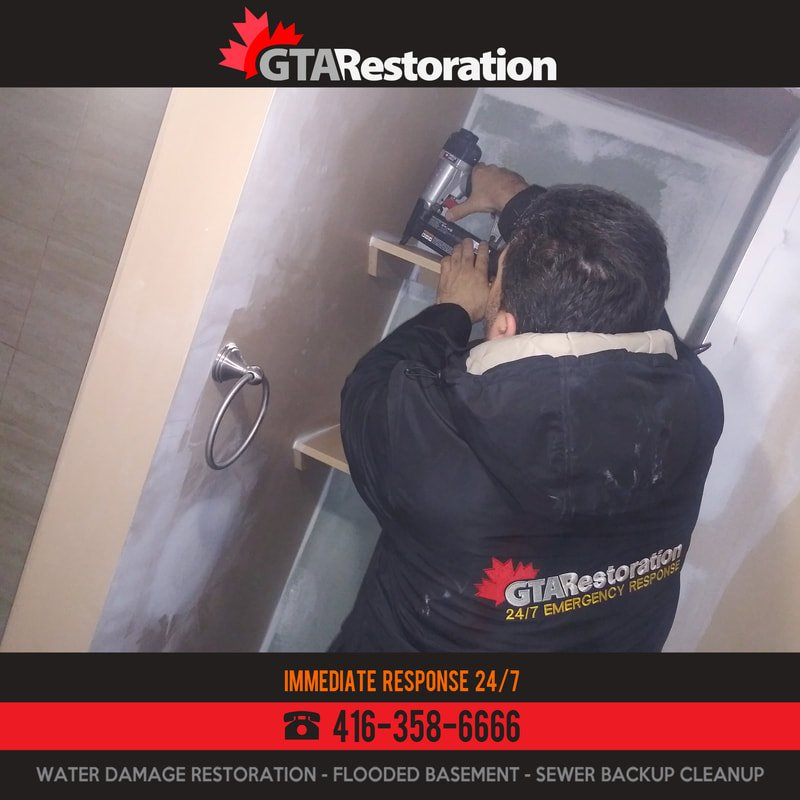 Mold Removal  Toronto by GTA Restoration